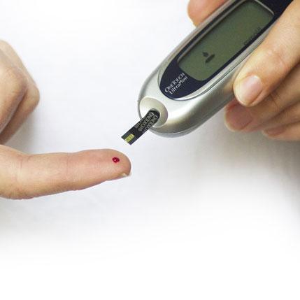 Diabetiker-Betreuung